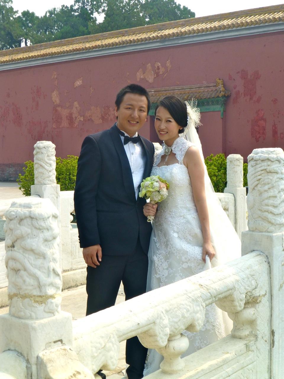 My Big Fat Chinese Wedding Le Club De Mediapart