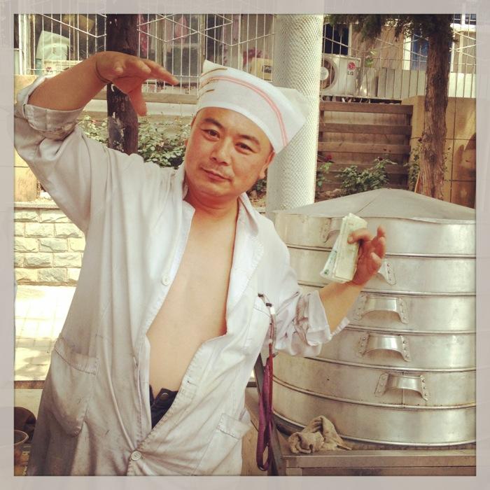 baozi baker