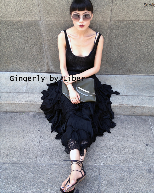 gingerly by liber