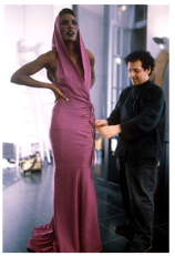 Grace Jones _Alaia